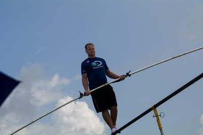 The King of the Wire, Nick Wallenda